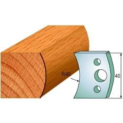 Juego 2 cuchillas HS 690.008