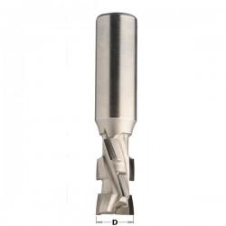 Fresa D.20 27LC 85LT M20x50 Z2+2(6DP+1HW)