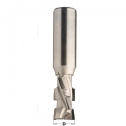 Fresa D.25 45LC 105LT M25x50 Z2+2 (10DP+1HW)