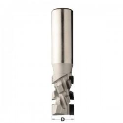 Fresa D.20 40LC 100LT M20x45 Z2+2 (14DP+1HW)