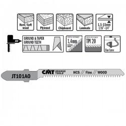 5 Hojas sierra p/madera I-50 L-79 paso 1,4