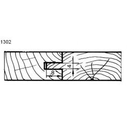Perfil 1302 D.150 50 eje HSS