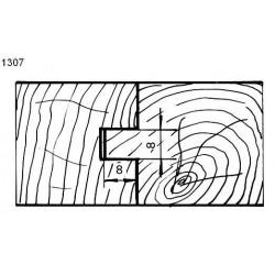Perfil 1307 D.150 50 eje MD