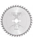 Sierra circular diente alterno CMT línea industrial